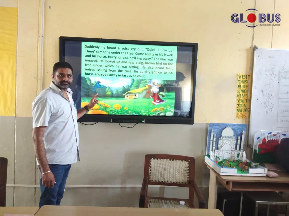 Globus IFPD in Schools