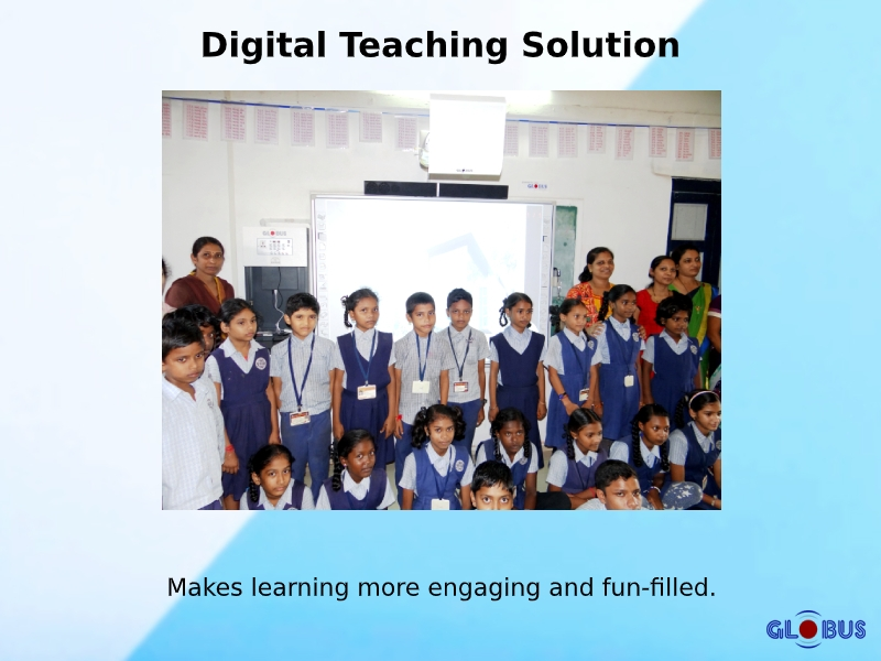 digital teaching solution