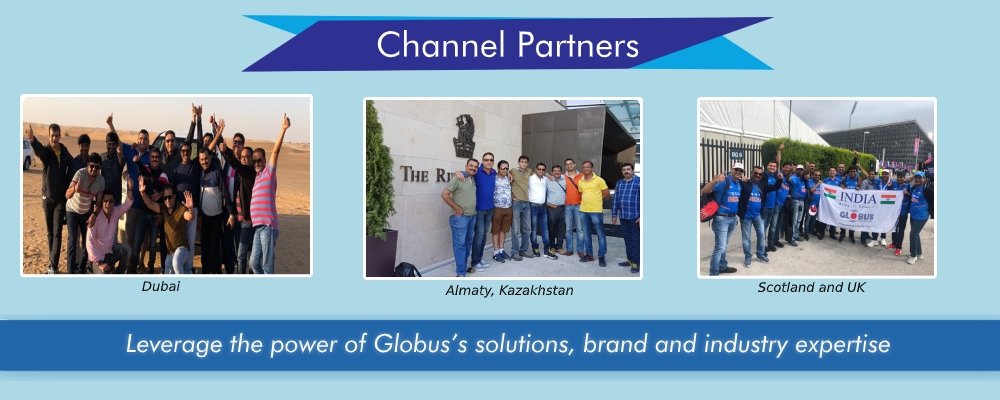 globus channel partners programme