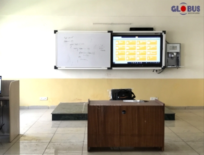 Globus Digital Board