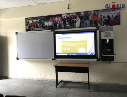 Globus Digital Whiteboard