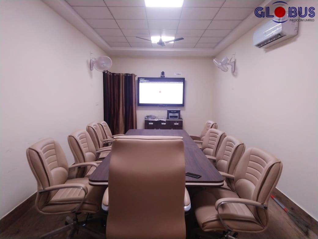 Globus IFPD in Meetings