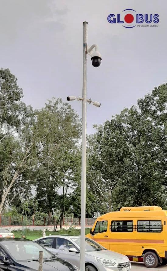 Globus PTZ camera