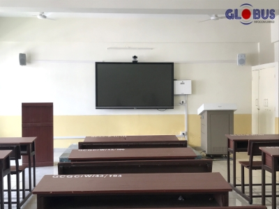 Smart Board in Classroom