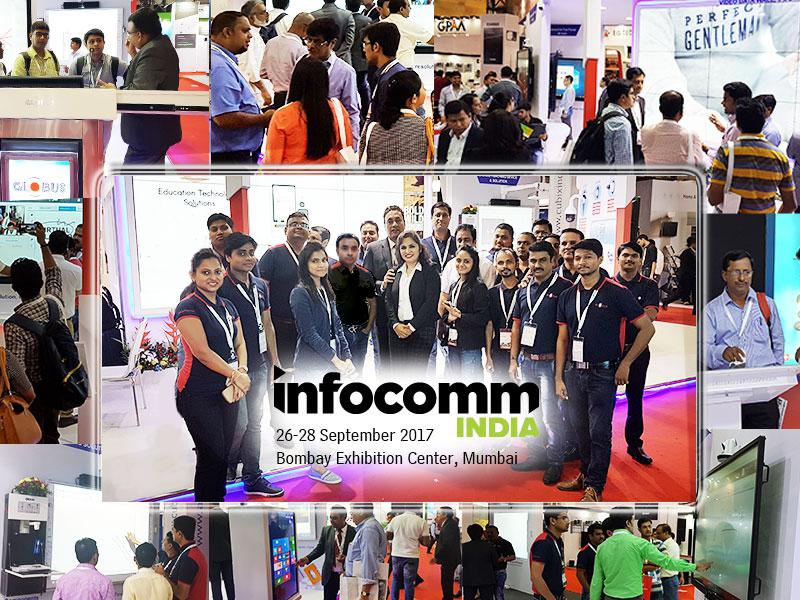 Globus - Infocomm India 2017