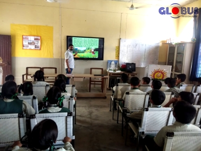 Globus Smart Classroom Solution