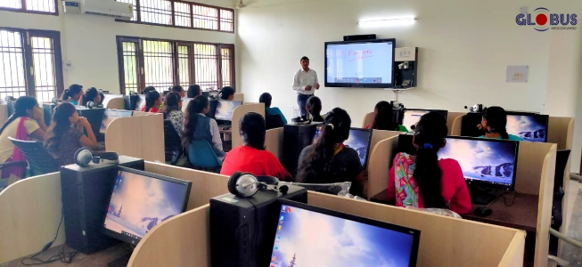 Globus Smart Classroom