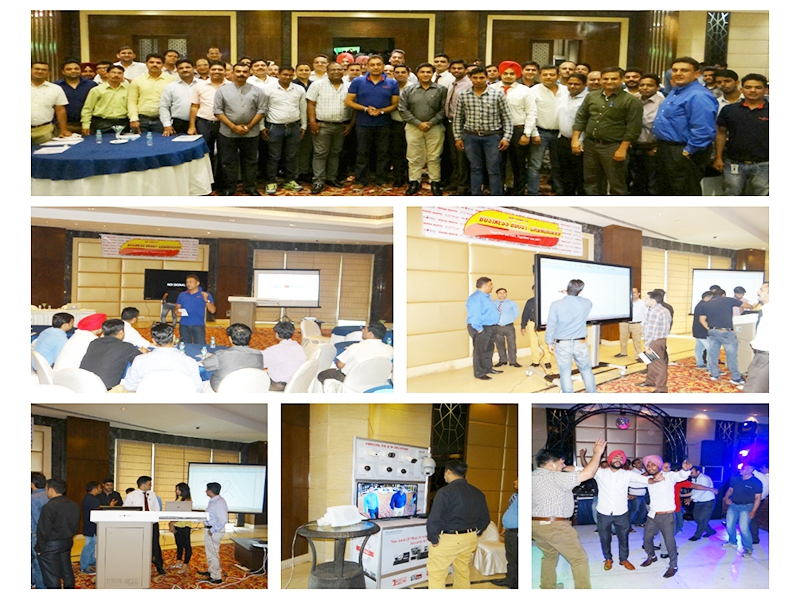 Globus - Event - Dealers Meet Chandigadh 2016