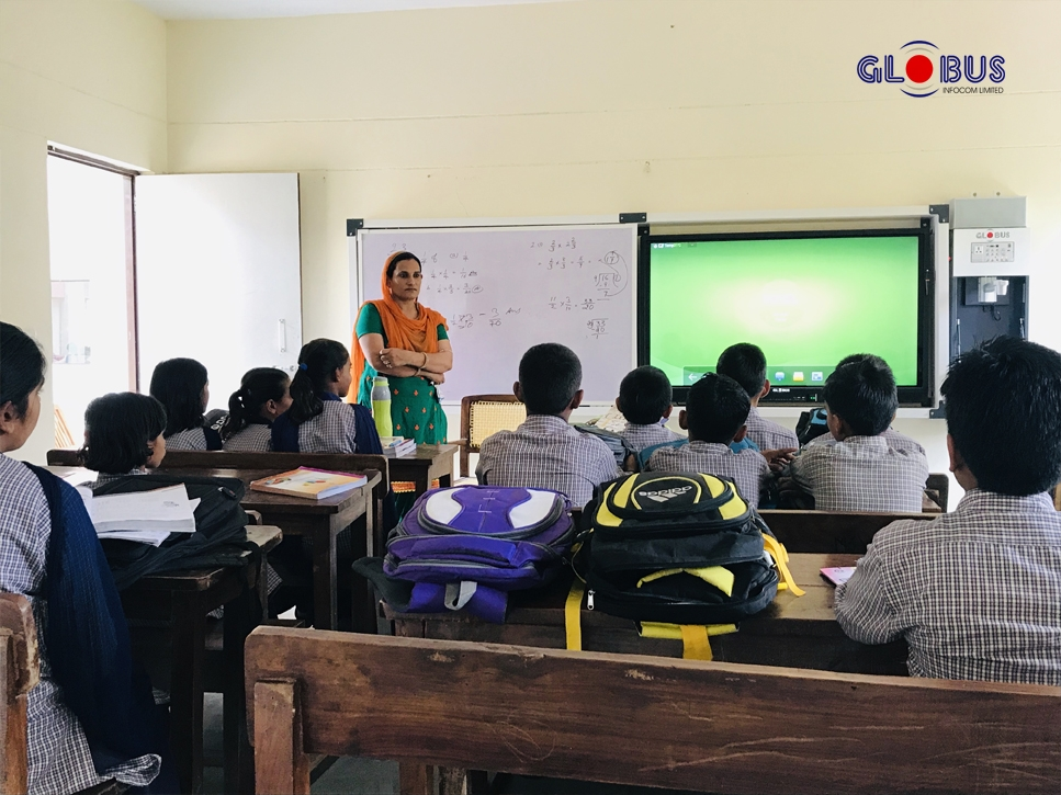Globus Digital Board - Smart Classroom
