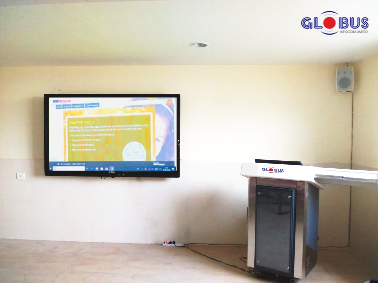 Globus IFPD for commercial use
