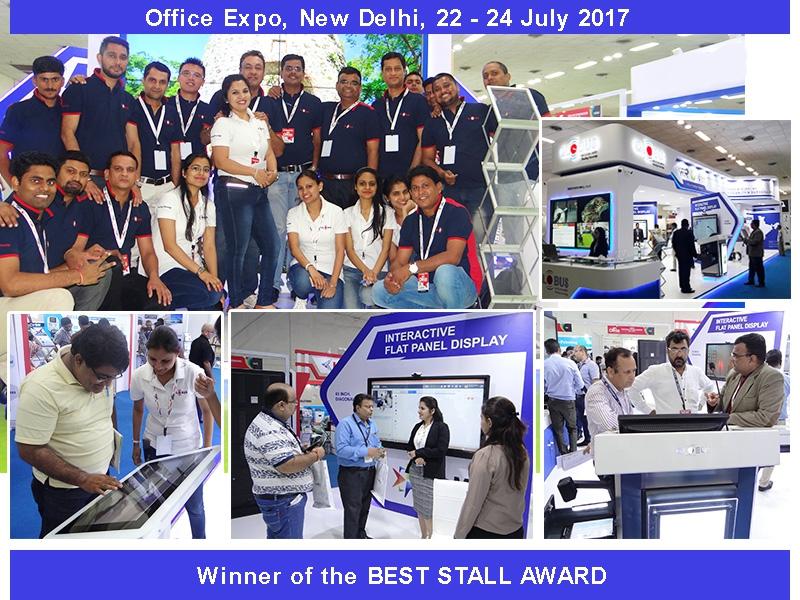 Globus - Office Expo 2017