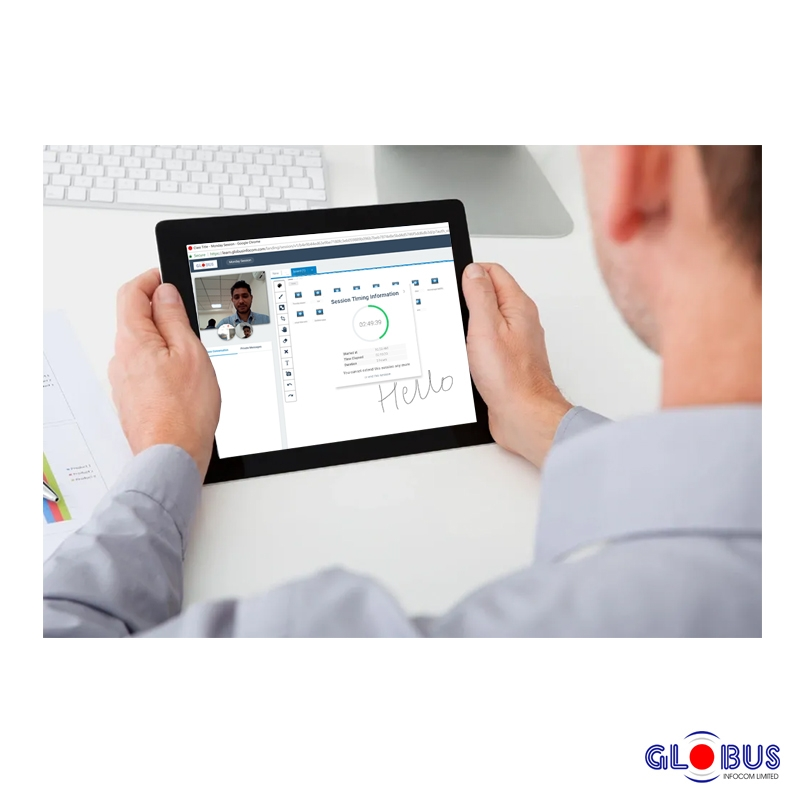 Virtual Classroom | E-Learning Management | Globus Infocom