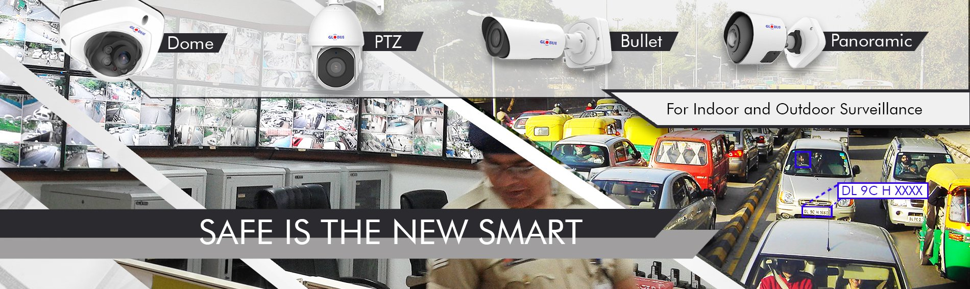 CCTV Camera Solutions And Accessories