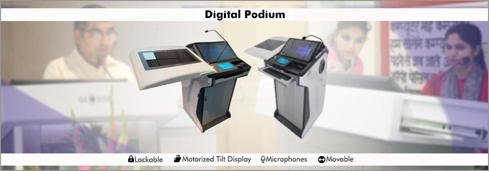 Digital Podium