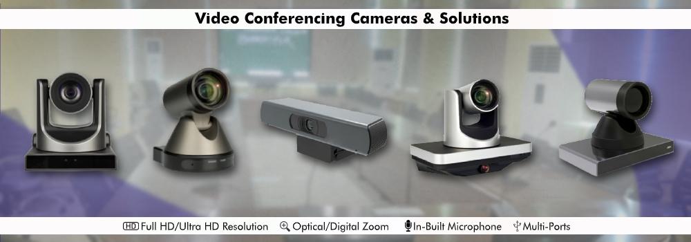 Video Conferencing Cameras & Solutions