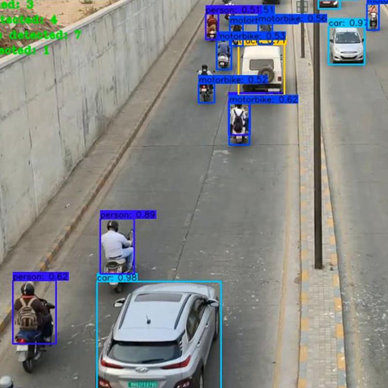 Intelligent Traffic Monitoring Solution