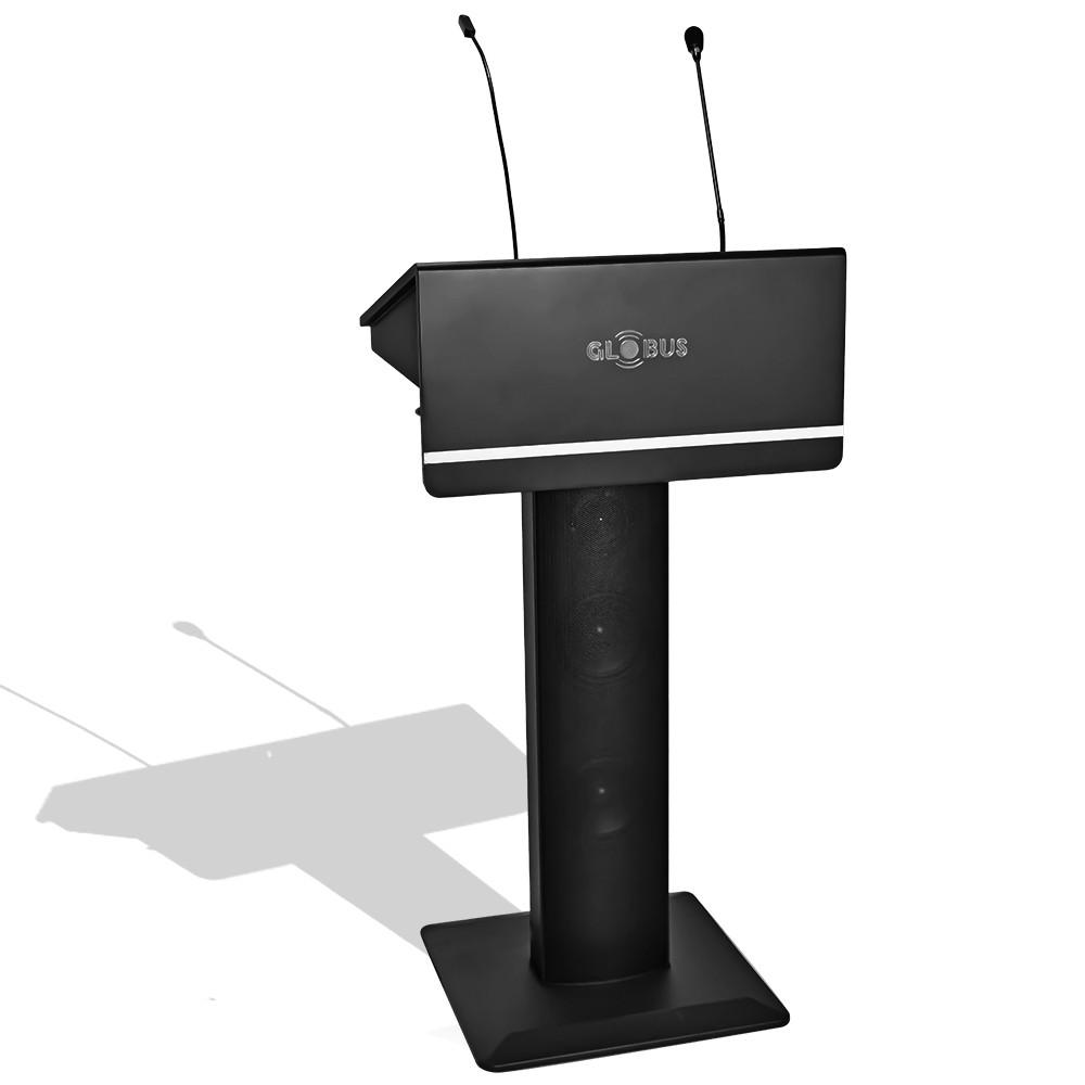 digital audio podium