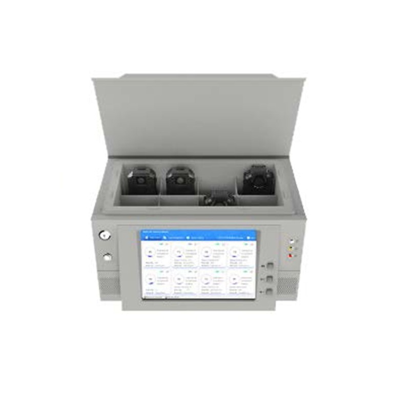 Docking Station with Display GBDL-P08-D