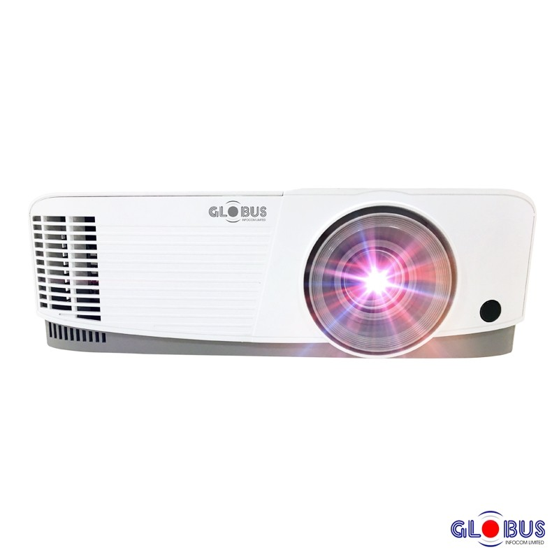 Globus Infocom Multimedia Long Throw Projector - Ultra X 35 U