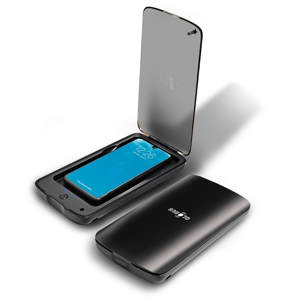 UV Sterilizer Box with Wireless Charging