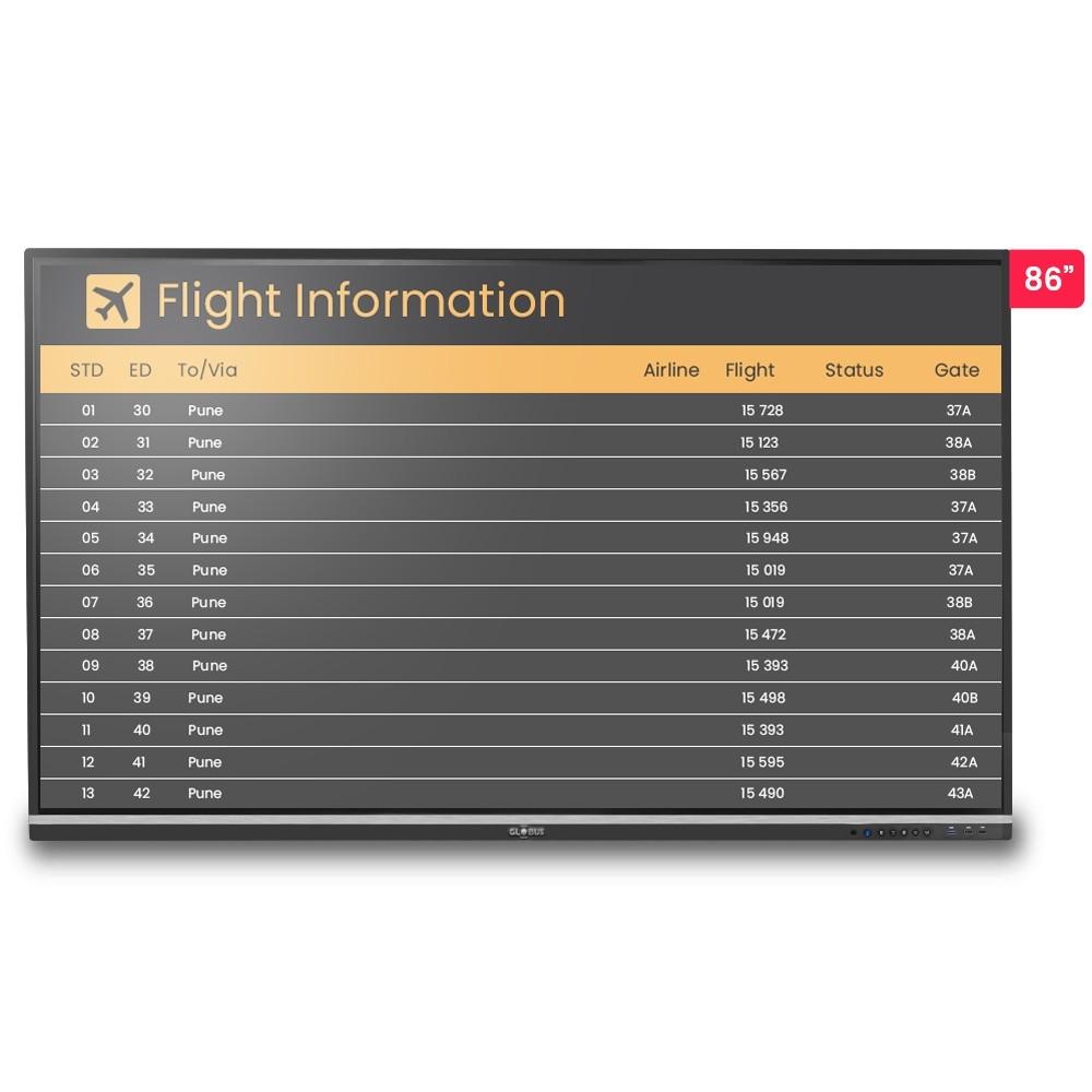 Professional Display - Impact 86-V5
