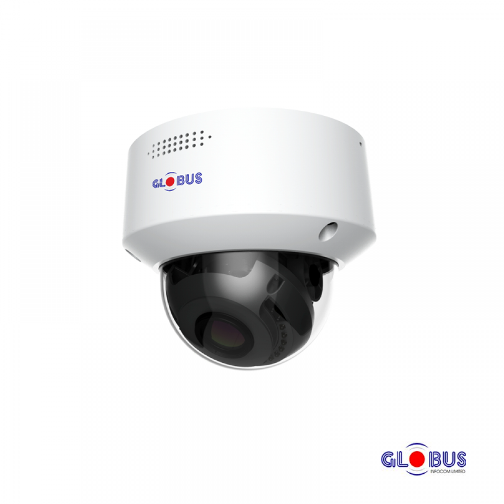 2MP Motorized Dome Network Camera