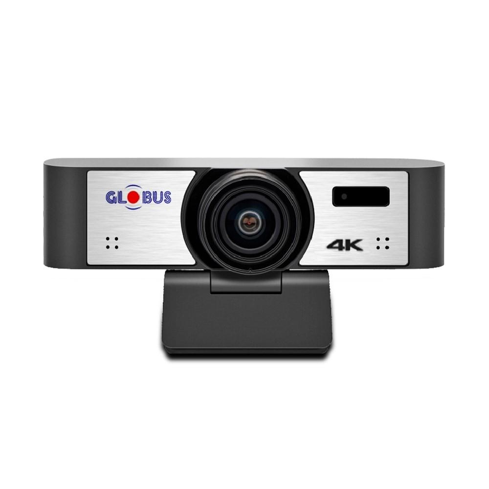 4K Webcam with Digital Zoom