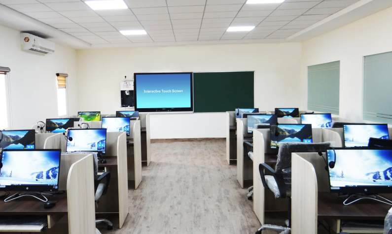 Digital Language Lab Hardware