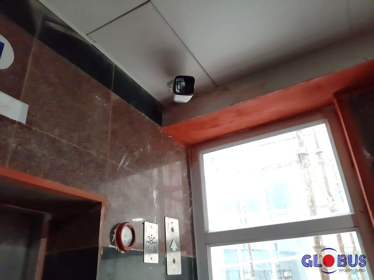 Globus Bullet CCTV Camera