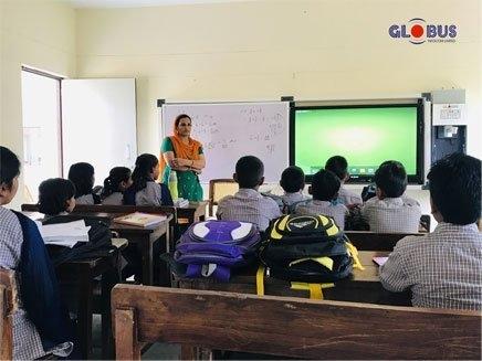 Globus Digital Board - Smart Classroom