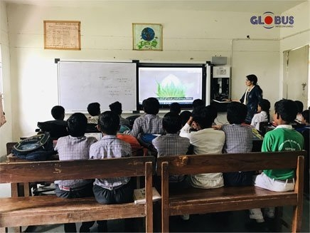 Globus Infocom Digital Board for e Learning