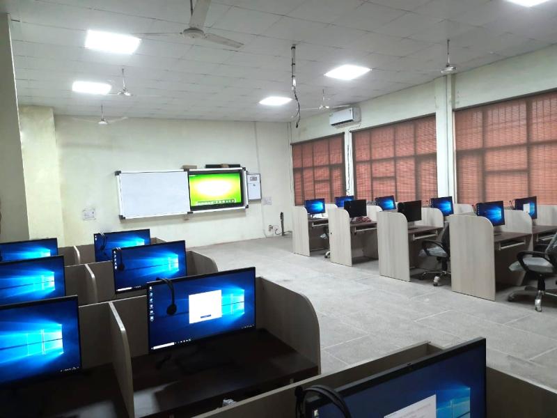 digital language lab globus