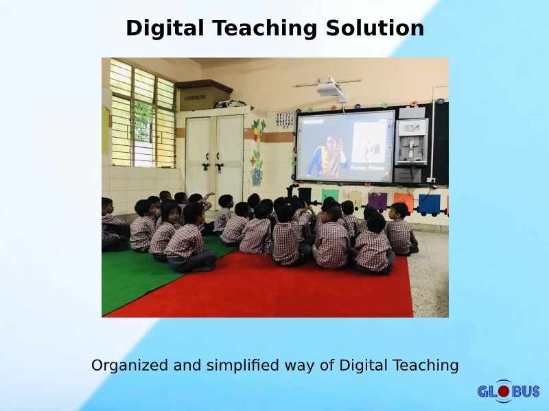 Smart Class in India