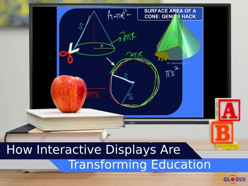 best interactive displays for learning
