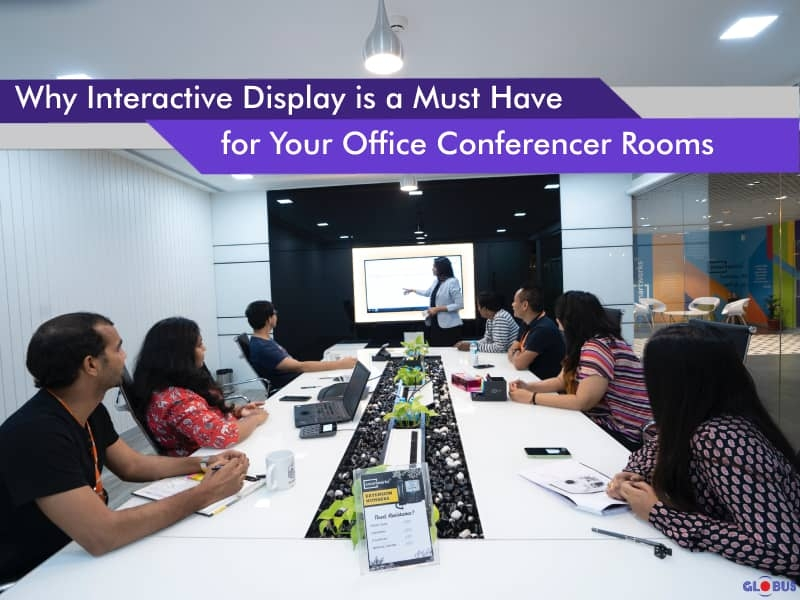 Interactive Display benefits for Office