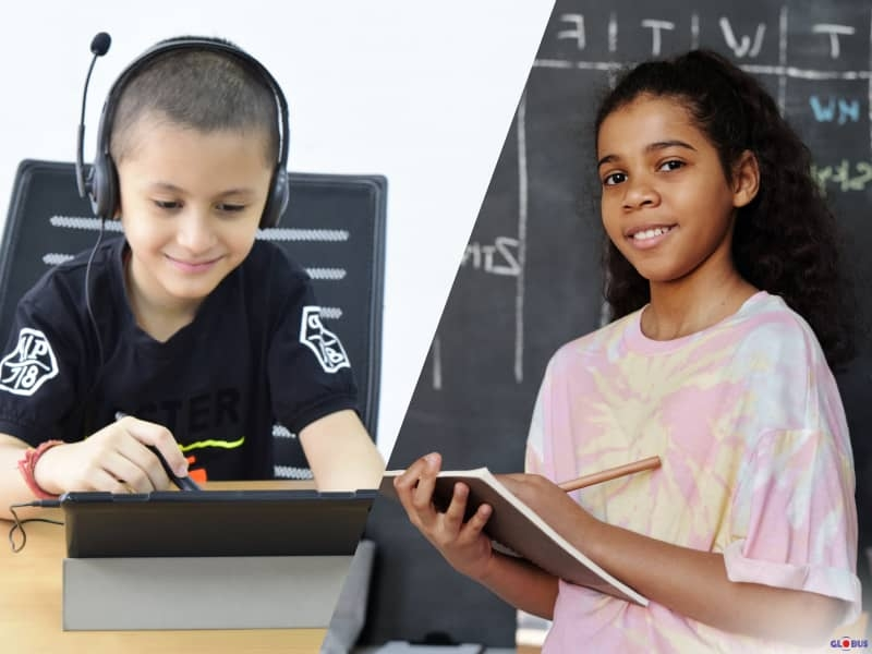 smart learning vs traditional learning in India