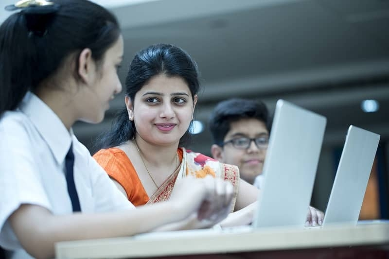 smart learning in india
