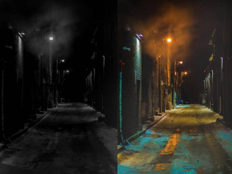 starlight-vs-regular-camera