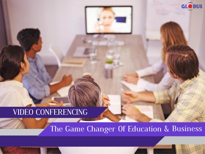 video conferencing for education and business
