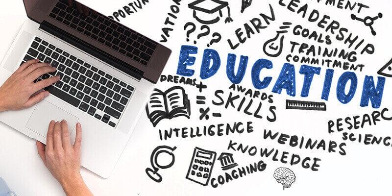 virtual classroom for education