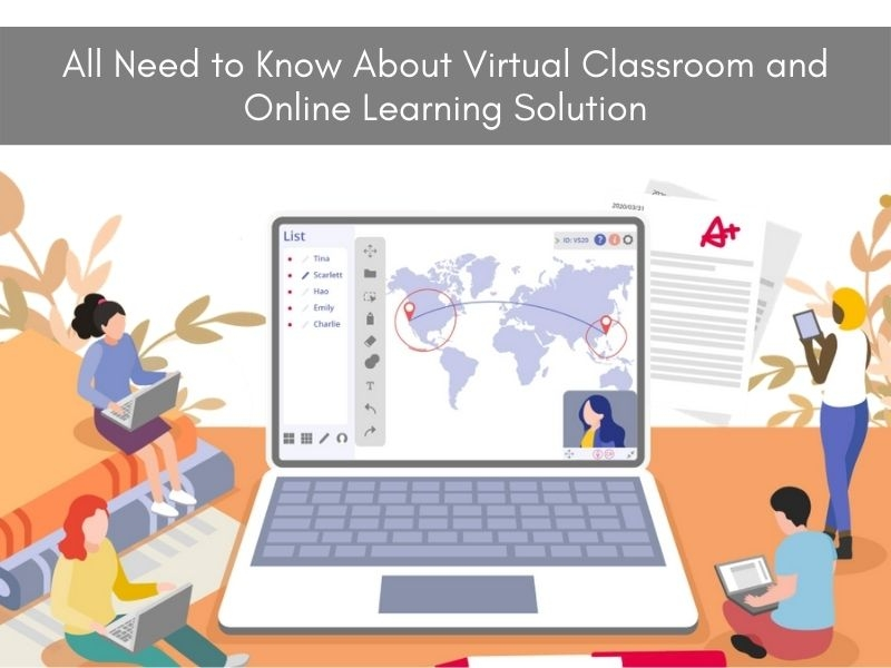 virtual classroom definition benefits